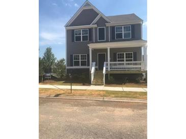 Photo one of 404 Trail Finders Way Canton GA 30114 | MLS 6072794