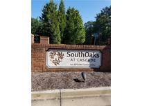 Southoaks At Cascade Atlanta Georgia Condos For Sale